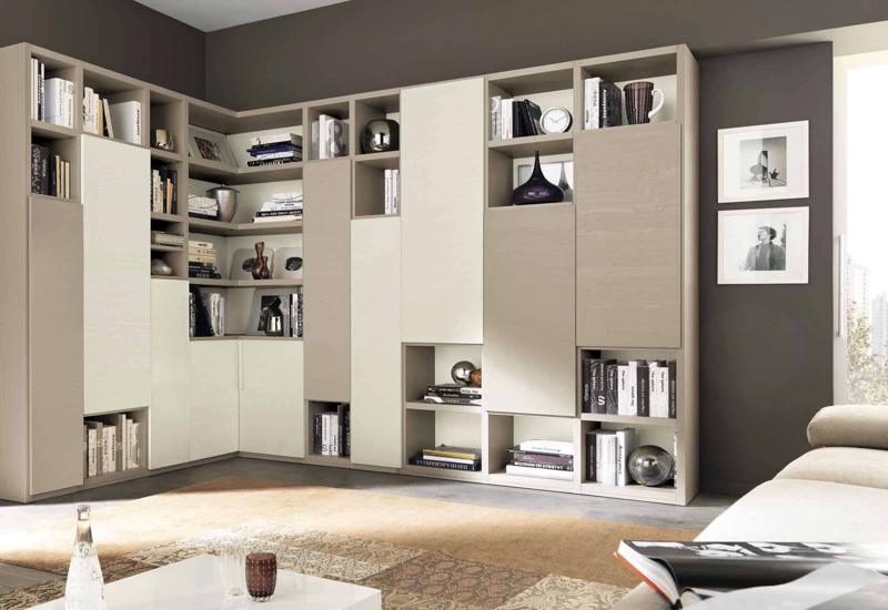 Libreria light arredamenti barin for Marcato arredamenti