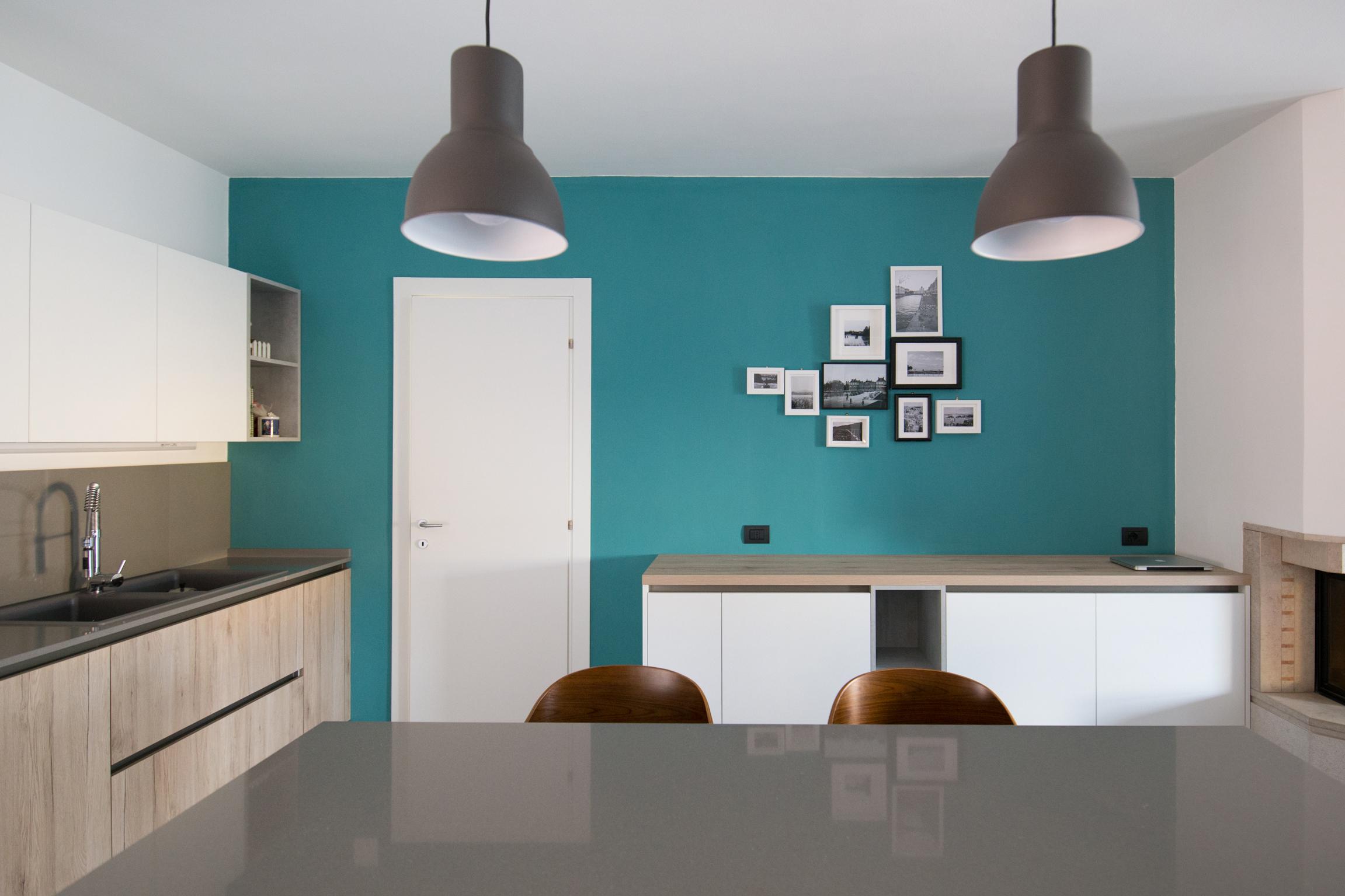 Zona Living E Cucina. Stunning Cosa Possiamo Mettere Sul Tavolino Da ...